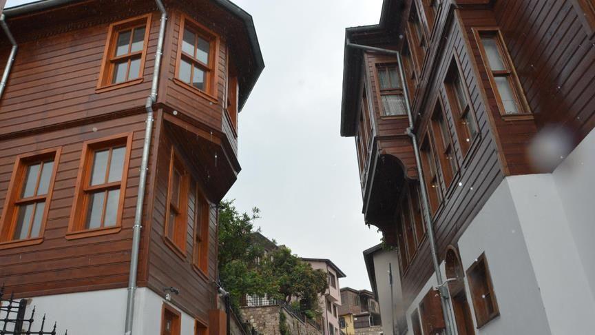 'Ahşap yapılar büyük depremlere karşı dirençli'