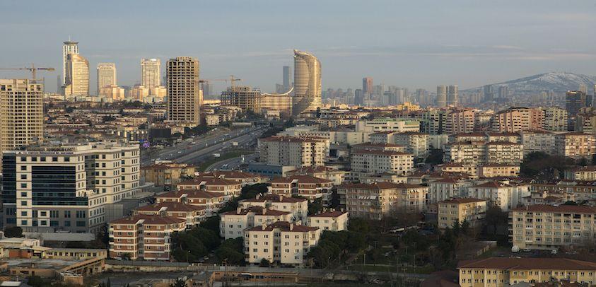 Konut Kiraları 2021 Yılında İstanbul'da %80 Arttı