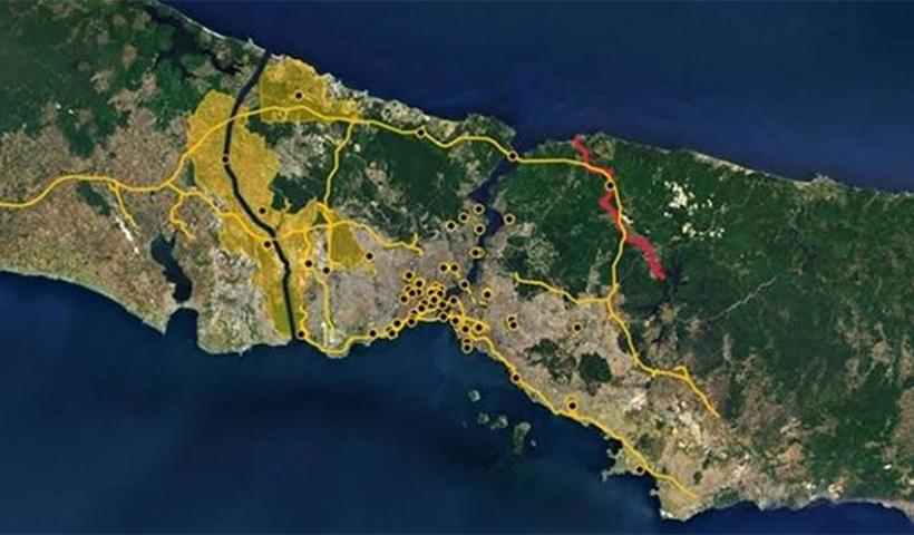 Kanal İstanbul'un stratejik değeri !