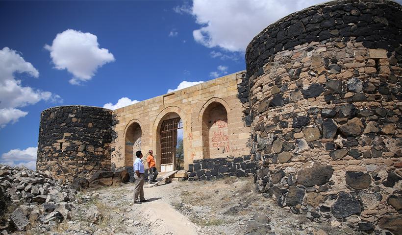 Nevşehir Kalesi turizme mi açılıyor!